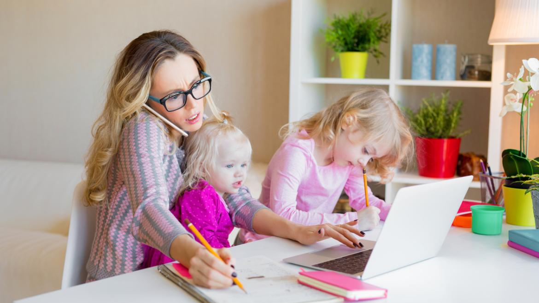 Single Mom and Saving Money