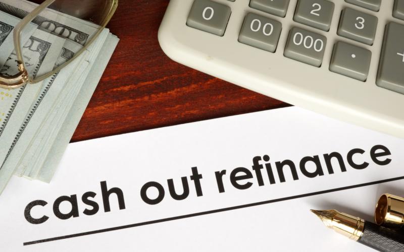 Cash Out Refinance